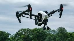 Fotografia e filmagem aérea com Drone