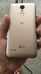 Celular lg k9 so 6 meses de uso
