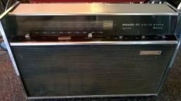 Rádio Antigo Philco Ford Transglobe 9 Faixas