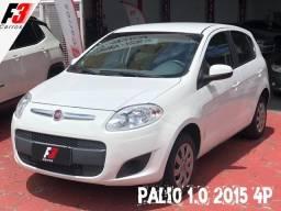 Palio 1.0 Attractive 2014/2015 4p - 2015