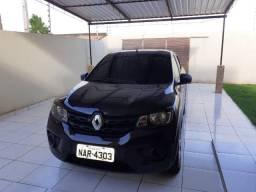 Vendo Renault Kwid 2018 completo - Carro de mulher- *, documentos em dias. - 2018