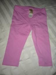 Calça legging carters-Tamanho 12 meses