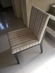 6 cadeiras + mesa