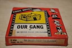 Antigo Filme em 8mm Our Gang