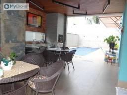 Sobrado com 4 dormitórios à venda, 369 m² por R$ 1.650.000,00 - Jardins Valencia - Goiânia