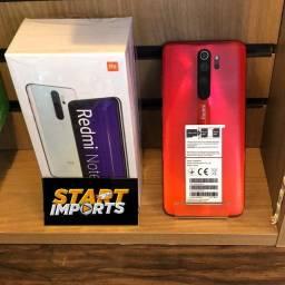 Xiaomi note 8 pro 128gb, note 9 128gb e note 8 64gb LACRADOS