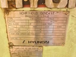 Gerador baixa rotação 1030 kva em 720 rpm