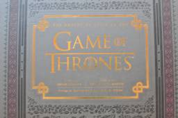 Livro Game Of Thrones - Por Dentro Da Série Da Hbo