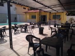 Casa Maria farinha com piscina , 3 quartos com ar