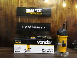 Tupia Laminadora Elétrica Manual Vonder 500w