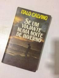 """Livro """"Se um viajante numa noite de inverno"""""""