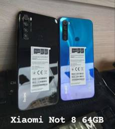 Xiaomi note 8 versão global? 64 G ?
