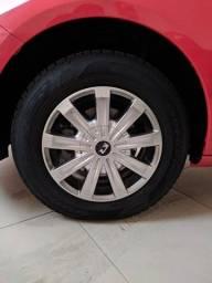 Jogo de rodas com pneu aro 14