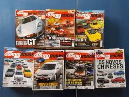 Revistas Quatro Rodas