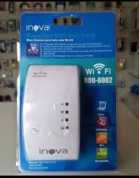 Roteador Repetidor Sinal Wifi 300mbps Receptor Wireless