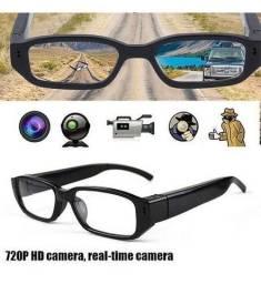 Óculos tira foto e filma com áudio camera transformando vc em  agente secreto
