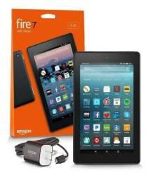 Tablet Amazon fire 7 tela(7) 16GB - Novo
