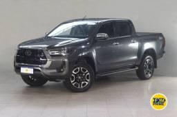Toyota Hilux SRX 2.8 4X4 2021 600km!