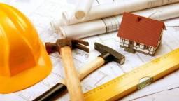 Reformas e construções em geral