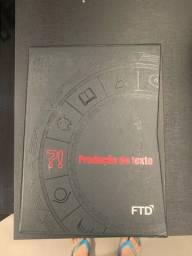 Box produção de texto FTD