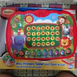 Título do anúncio: Tablet infantil