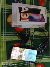 Samsung A31 / Troca ou Venda