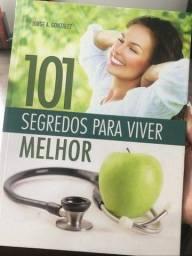 LIVRO 101 SEGREDOS PARA VIVER MELHOR!!!
