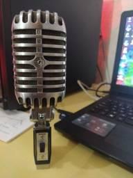 Microfone Shure 55SH Série II