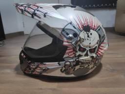 Capacete LS2 MX 433 Pistons Head
