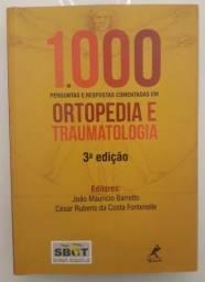Título do anúncio: 1000 PERGUNTAS E RESPOSTAS COMENTADAS EM ORTOPEDIA E TRAUMATOLOGIA