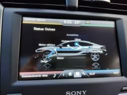 Título do anúncio: Ford Fusion Titanium hybrid 2014
