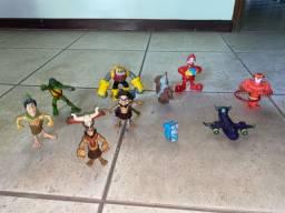 Cada brinquedo a 2 reais