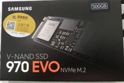 SSD Samsung 970 Evo Nvme M.2 500gb