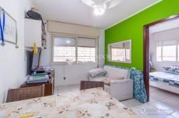 Apartamento à venda com 1 dormitórios em Cidade baixa, Porto alegre cod:117941