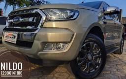 Ranger XLT 3.2 turbo diesel aut 4x4 2019 Impecável! Troco e financio! Chama no zap!