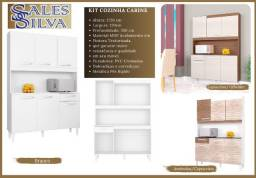 Título do anúncio: kit cozinha carine zap  *