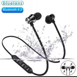 Fone Bluetooth MP3 Rádio Cartão de Memória só R$50 Eletrofox