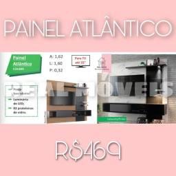 Painel atlântico painel atlântico painel para TV até 55 polegadas entrego e monto