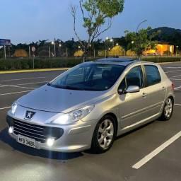 Peugeot 307 Manual+Teto+Couro