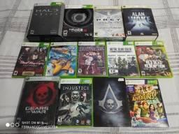 Jogos Xbox 360 - Desconto de 10% - Aceito Cartao