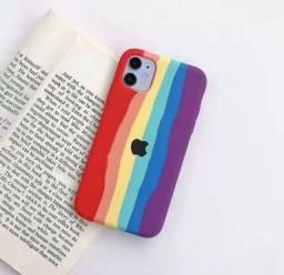 Capa iPhone Arco-íris