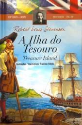 Livro ?A Ilha do Tesouro - Treasure Island?