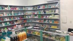 Gôndolas para Farmácias e Perfumarias
