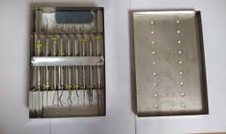 Kit de curetas de periodontia