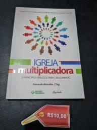 Livros R$ 10,00 (cada)