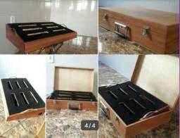 Pedalboard + Case (LEIA A DESCRIÇÃO)