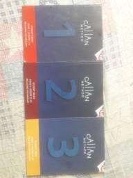 Livros de inglês Método Callan. R$ 70,00 cada
