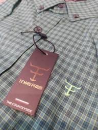 Camisa Texas Farm