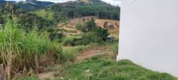 Terreno 400m2 em declive a venda em pedra bela sp