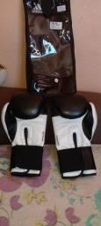 Luvas de treino Muay thai boxe original da Adidas